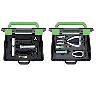 Набор съемников для демонтажа подшипников 12-110 мм, KUKKO