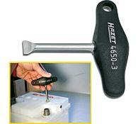 Ключ для пробок аккумуляторной батареи 95 мм, тип 4650-3 HAZET