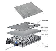 Адаптерная пластина, алюминий 7800APAX 300х400х10 мм