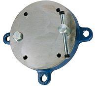 Основание поворотное для тисков 180 мм