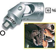 Головка с шарниром для суппортов дисковых тормозов, тип 2901G-7 HAZET