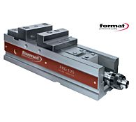 Тиски станочные FKG-L 125 мм, FORMAT