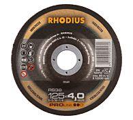 Круг шлифовальный RS38 115x7,0x22,23 мм, RHODIUS