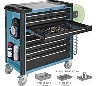 Тележка инструментальная Assistent 980x503x1025 мм, тип 179XL-8, HAZET