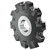 Корпус фрезы дисковой F2252.B.125.Z04.19.S725 для обработки пазов, WALTER