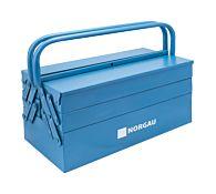 Ящик инструментальный N1264L с 5 отделениями, тип N1264L NORGAU