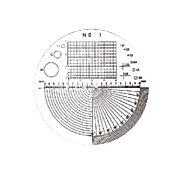 Сетка накладная, 183-102, MITUTOYO