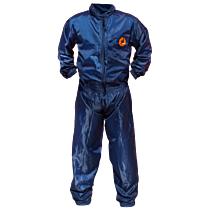 Костюм многоразовый (куртка+брюки) цвет синий р. ХXL, JPC76b