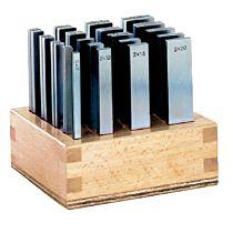 Набор параллельных подкладок 8-42 мм, 150 мм