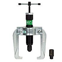 Съёмник двухзахватный гидравлический с самоцентрирующимися захватами 50-100/100 мм, KUKKO