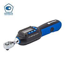 Ключ динамометрический 6-30 Нм электронный NTE11-030RR, Norgau