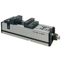Тиски для станков с ЧПУ 125 мм RKE, ROHM