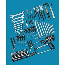 Набор инструментов, 95 предметов, тип 0-13/95, HAZET