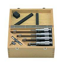 Набор микрометров гладких 0-100 мм, тип 40 SA, MAHR