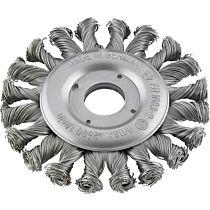 Щетка дисковая 115x0,50 мм, FORMAT