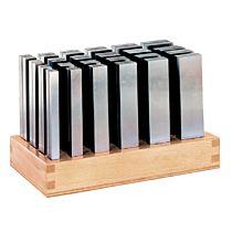 Набор параллельных подкладок 100 мм, 2-24 мм