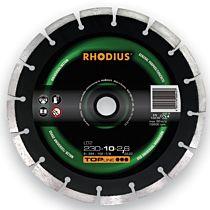 Круг алмазный отрезной LD2 115 x 10,0 x 2,4 x 22,23 RHODIUS