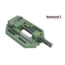 Тиски для сверлильных станков 125 мм, FORMAT