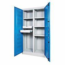 Шкаф  инструментальный с перегородкой, тип NTC2, NORGAU