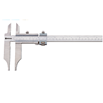 Штангенциркуль нониусный цеховой 0-400 мм, тип NCV-2, Norgau
