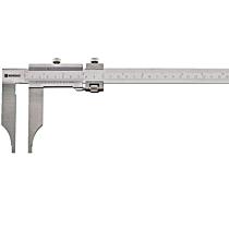 Штангенциркуль нониусный цеховой 0-800 мм, тип NCV-3, Norgau