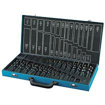 Набор сверл 1-13x0,5 - 230 шт. HSS Typ N DIN338