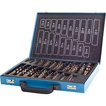 Набор сверл 1-10x0,5 - 170 шт. HSS-Co Typ N DIN338