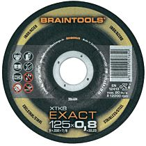 Круг отрезной INOX прямой XTK8 EXACT 115 x 0,8 x 22,23, RHODIUS