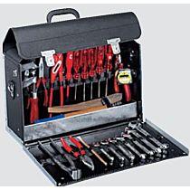 Кофр инструментальный JUPITER 420х250х160 мм, тип 202.02, B&W